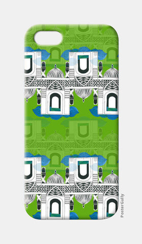 UPAR-NEECHE iPhone 5 Cases | Artist : Akanksha Kurakula