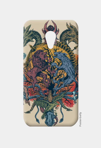 Moto G2 Cases, Game of Thrones Moto G2 Case | Artist: Monisha Miriam, - PosterGully