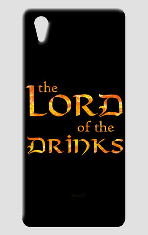Lord of the Drinks One Plus X Cases | Artist : Shweta Paryani