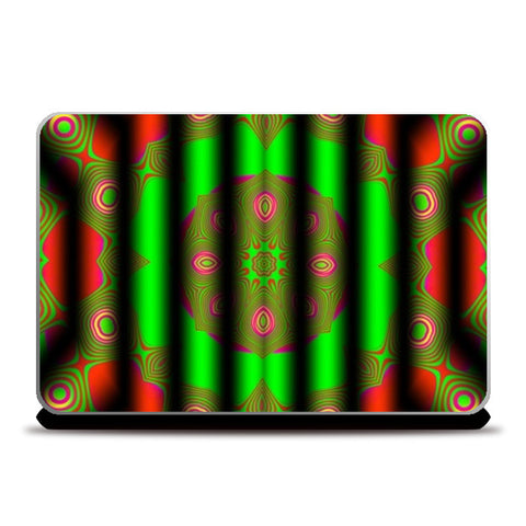 Laptop Skins, Colorful design 1 Laptop Skins | Artist : CK GANDHI, - PosterGully