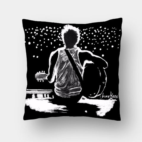 Cushion Covers, Little Things Niall Horan Cushion Cover | Asees Kaur, - PosterGully