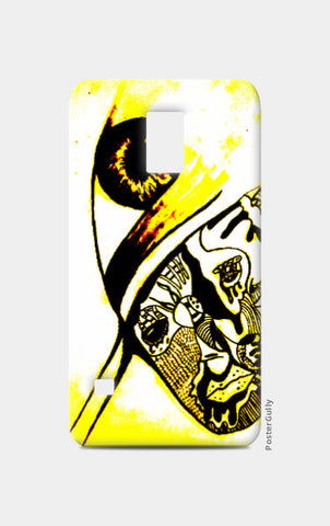 Samsung S5 Cases, Artist and the third eye Samsung S5 Case | Vikrant Khirwar, - PosterGully