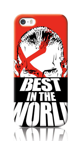 iPhone Cases, Wwe Cm Punk Dawn Of The Dead iPhone 5/5S Case | Artist: Paritosh Ursekar, - PosterGully