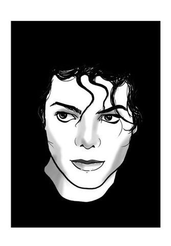 Wall Art, Michael jackson Wall Art | Artist : Tejeshwar Prasad, - PosterGully