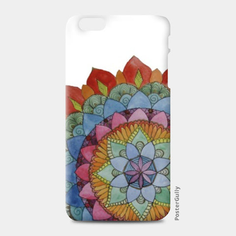 iPhone 6/6S Plus Cases, The Earth Laughs in Flowers iPhone 6 Plus/6S Plus Cases | Artist : lubaina kapoor, - PosterGully
