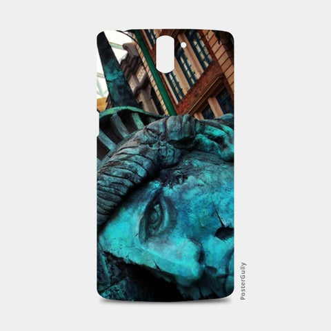 One Plus One Cases, Statue of Liberty #NYC One Plus One Cases | Artist : Yagneswar, - PosterGully