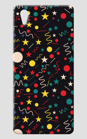 Seamless abstract pattern with geometric shapes One Plus X Cases | Artist : Designerchennai