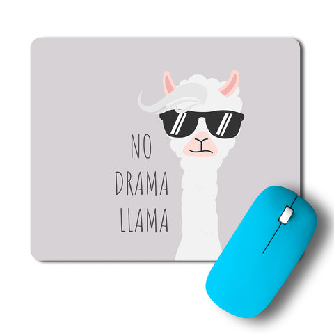 No Drama Mousepad
