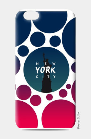 iPhone 6 / 6s, Cityscape New York iPhone 6 / 6s case | Artist : Kumaraditya Dash, - PosterGully