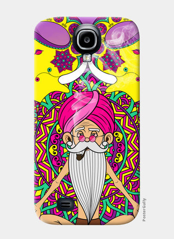 Samsung S4 Cases, Babaji Ki Booti Samsung S4 Cases | Artist : Aniruddh Gawas, - PosterGully
