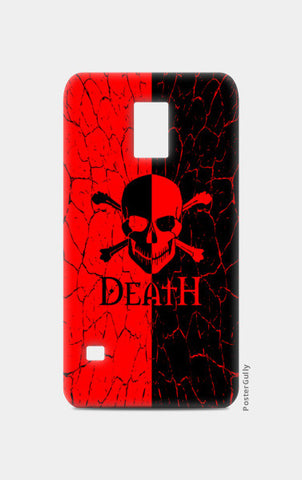 Death Samsung S5 Cases | Artist : Designerchennai
