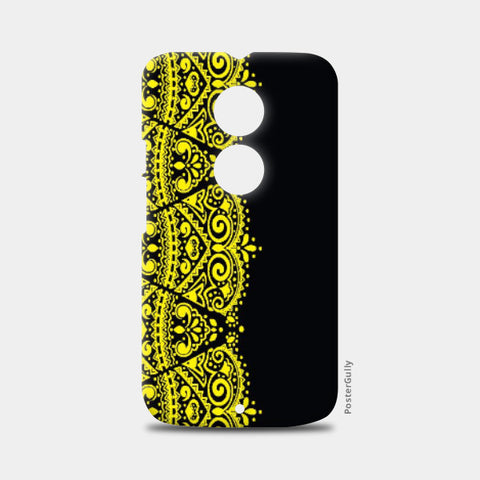 Moto X2 Cases, Ethnic Indian Motif Moto X2 Case | Artist: Pratyusha Subramaniam, - PosterGully