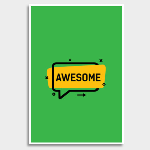 Awesome Giant Poster | Artist : Inderpreet Singh