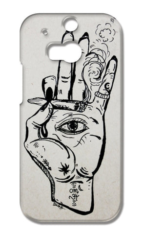 jai sambo HTC One M8 Cases | Artist : the scribble stories