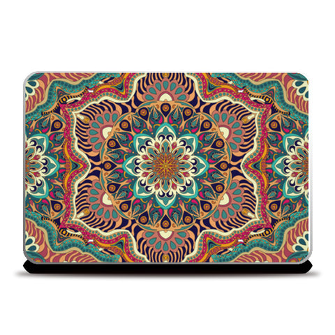 Rural Indian Art Laptop Skins | Artist : Creative DJ