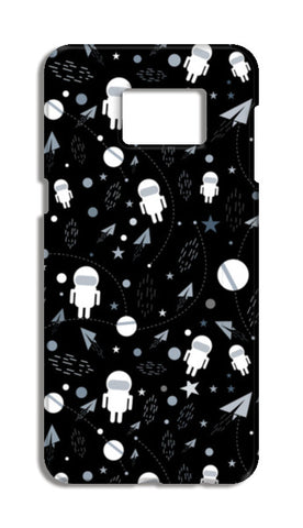 Astronaut black and white Samsung Galaxy S6 Edge Plus Cases | Artist : Designerchennai