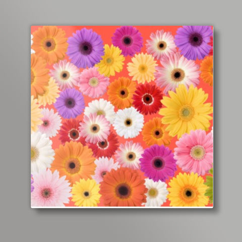 Covered with flowers Metal Prints | Artist : Pallavi Rawal