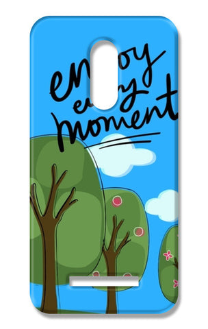 Enjoy every moment Xiaomi Redmi Note 3 Cases | Artist : Pallavi Rawal