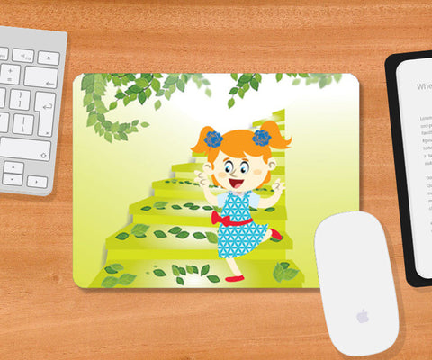 Mousepad, Happiness Mousepad | Artist : Vidhisha Kedia, - PosterGully