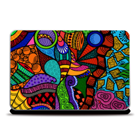Enigma Laptop Skins | Artist : Animal kingdom