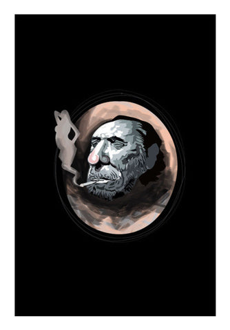 Bukowski Art PosterGully Specials