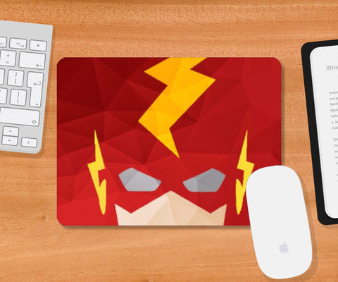 Mousepad, FLASH Mousepad | Artist : Sarbani Mookherjee, - PosterGully