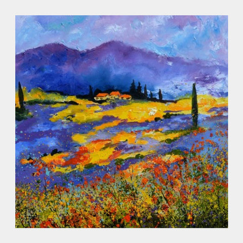 Provence 8871602 Square Art Prints PosterGully Specials