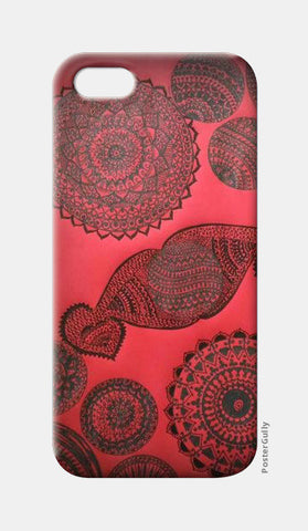 iPhone 5 Cases, #Mandala#Colors# iPhone 5 Cases | Artist : Divya Iyer, - PosterGully