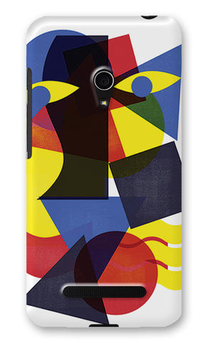 Eyes on You Abstract Above Artwork | Asus Zenfone 5 Cases