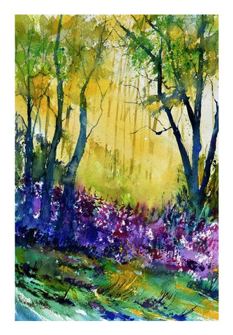 Wall Art, watercolor 570010 Wall Art | Artist : pol ledent, - PosterGully