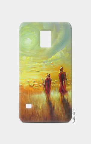 Samsung S5 Cases, Africa Samsung S5 Cases | Artist : Smeet Gusani, - PosterGully