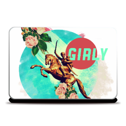 Laptop Skins, Girly Laptop Skin | Deepikah R B, - PosterGully