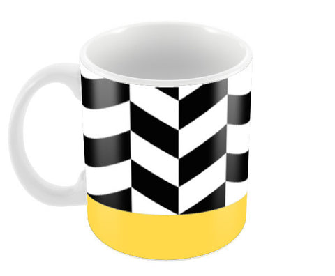 Geometry Coffee Mugs | Artist : Vaishak Seraphim