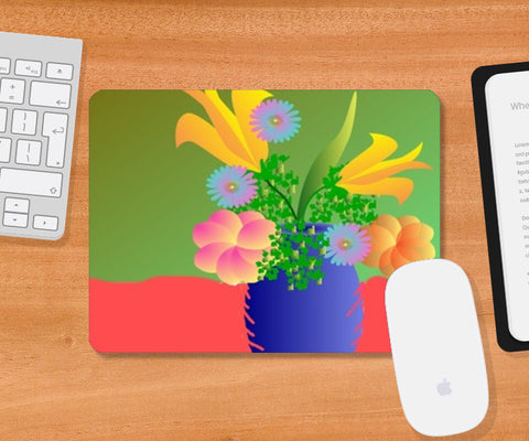 Mousepad, Happy Time Mousepad | Artist : Hemant Kumar Gandhi, - PosterGully