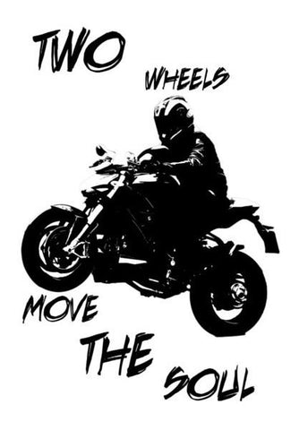 PosterGully Specials, Bikers Wall Art | Artist : LinearMan | PosterGully Specials, - PosterGully