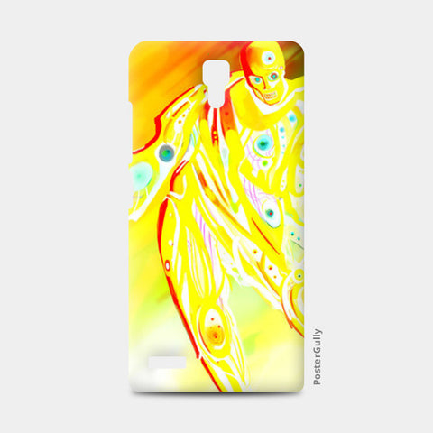 Roxcy Mobile Art Redmi Note Cases | Artist : Rajat Pandit