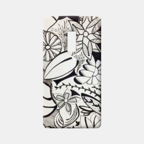 Floral love One Plus Two Cases | Artist : Purvisha Sharma