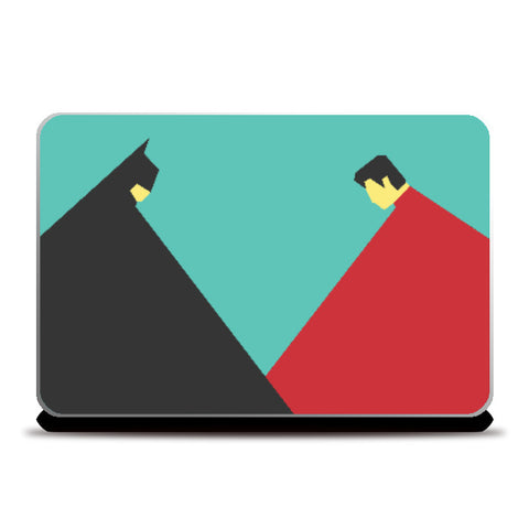 Laptop Skins, Dawn of Justice Laptop Skin | Kushagra Singh, - PosterGully