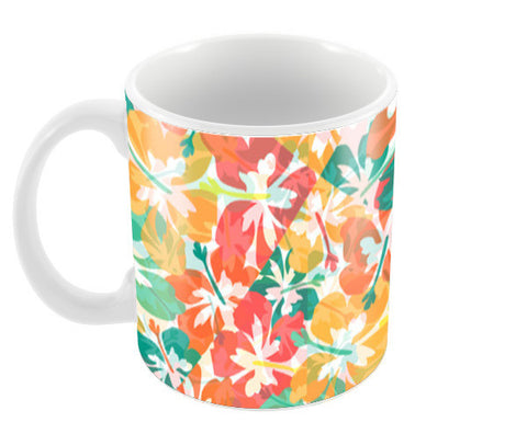 POPPIES Coffee Mugs | Artist : PUJA KUMAR