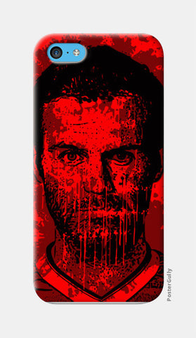 iPhone 5c Cases, Juan Mata Illustration iPhone 5c Cases | Artist : Kislaya Sinha, - PosterGully