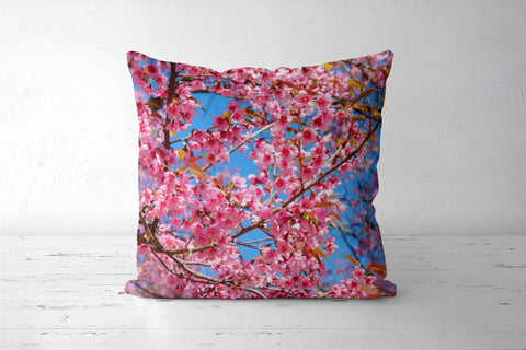 Spring Sunshine Flowers Cushion Covers | Artist : Inderpreet Singh