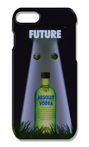absolut FUTURE iPhone 7 Plus Cases | Artist : greyfin