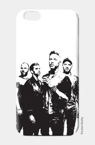 COLDPLAY BAND iPhone 6/6S Cases | Artist : Kau.Vish