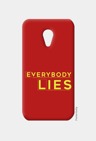 Everybody Lies Moto G2 Cases | Artist : Kaushal Faujdar