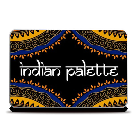 Laptop Skins, Indian palette exclusive laptop skin  Laptop Skins | Artist : Indian palette, - PosterGully