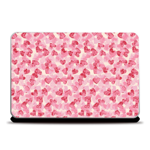 Laptop Skins, hearts Laptop Skin | Nupur Modi, - PosterGully