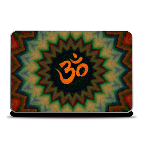 Laptop Skins, Aum Laptop Skin | Harshad Parab, - PosterGully