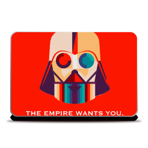 Laptop Skins, The Empire Laptop Skin | Artist: Raghav Puri, - PosterGully
