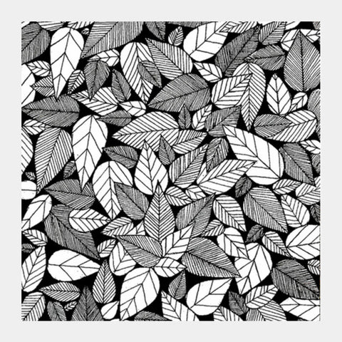 Square Art Prints, leaf mess Square Art Prints | Artist : Salonee Vichare, - PosterGully