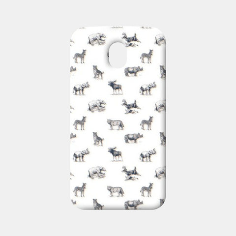 Safari Animal Moto G3 Cases | Artist : Dinesh kumar